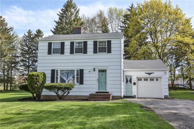 45 Country Lane, Penfield, NY 14526 (MLS #R1192299) :: The Glenn Advantage Team at Howard Hanna Real Estate Services