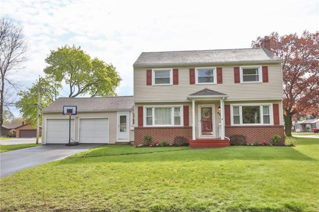 450 Long Acre Road, Irondequoit, NY 14621 (MLS #R1192304) :: The Glenn Advantage Team at Howard Hanna Real Estate Services