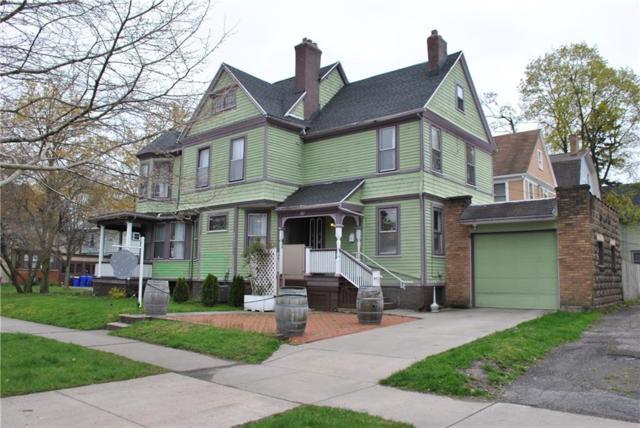 127 Merriman Street, Rochester, NY 14607 (MLS #R1193124) :: The Glenn Advantage Team at Howard Hanna Real Estate Services