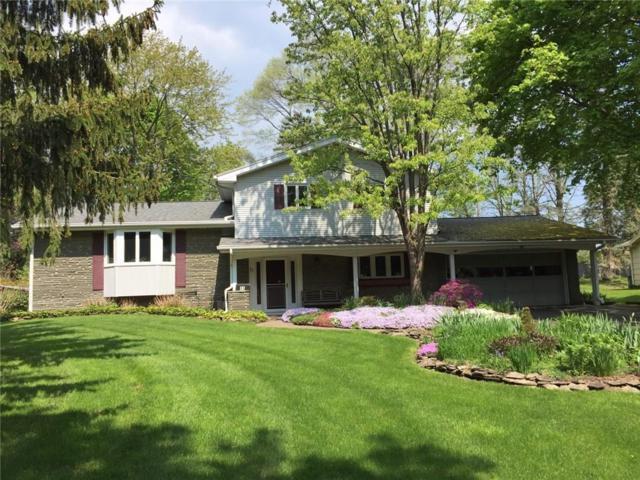 11 Courtenay Circle, Pittsford, NY 14534 (MLS #R1194721) :: The Glenn Advantage Team at Howard Hanna Real Estate Services