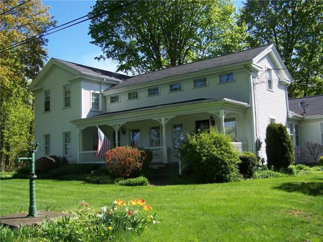 7128 Wadsworth Road, Wolcott, NY 14590 (MLS #R1194959) :: The Glenn Advantage Team at Howard Hanna Real Estate Services