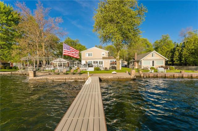 3540 Sandy Beach Drive, Canandaigua-Town, NY 14424 (MLS #R1195033) :: Robert PiazzaPalotto Sold Team