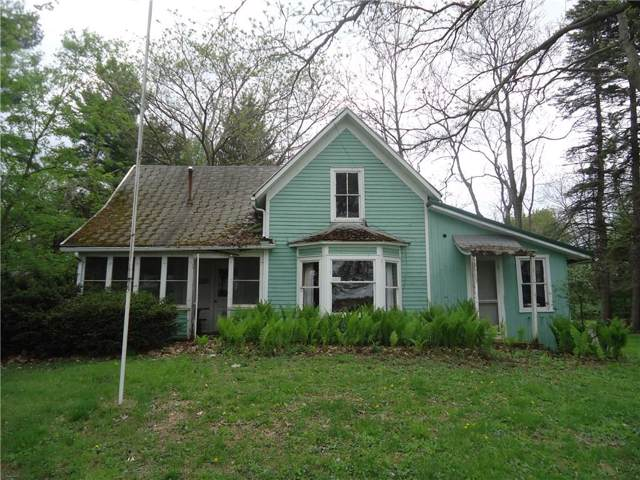 0 Country Club Extension, Castile, NY 14427 (MLS #R1195034) :: Robert PiazzaPalotto Sold Team