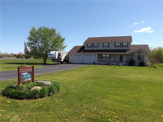 1384 Lake Road West, Hamlin, NY 14464 (MLS #R1195056) :: The Glenn Advantage Team at Howard Hanna Real Estate Services