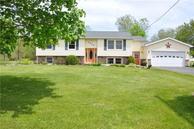 3260 Sand Hill Road, Arcadia, NY 14505 (MLS #R1195100) :: The Glenn Advantage Team at Howard Hanna Real Estate Services