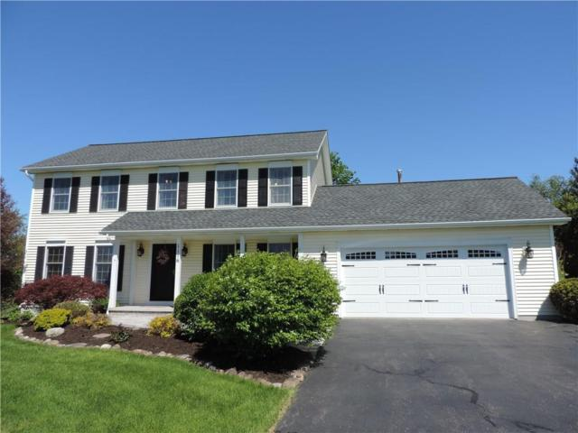 1116 Frawley Drive, Webster, NY 14580 (MLS #R1195495) :: The Glenn Advantage Team at Howard Hanna Real Estate Services