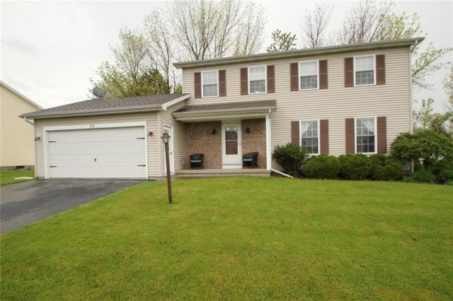 35 Juliet Crescent Pvt, Greece, NY 14612 (MLS #R1195890) :: 716 Realty Group