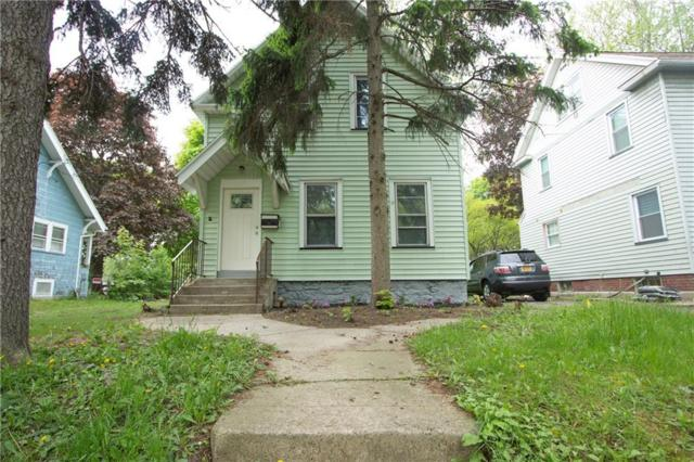 667 Flower City Park, Rochester, NY 14615 (MLS #R1196010) :: Robert PiazzaPalotto Sold Team