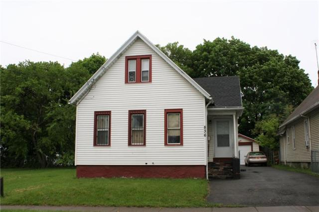 836 North Street, Rochester, NY 14605 (MLS #R1198484) :: Robert PiazzaPalotto Sold Team