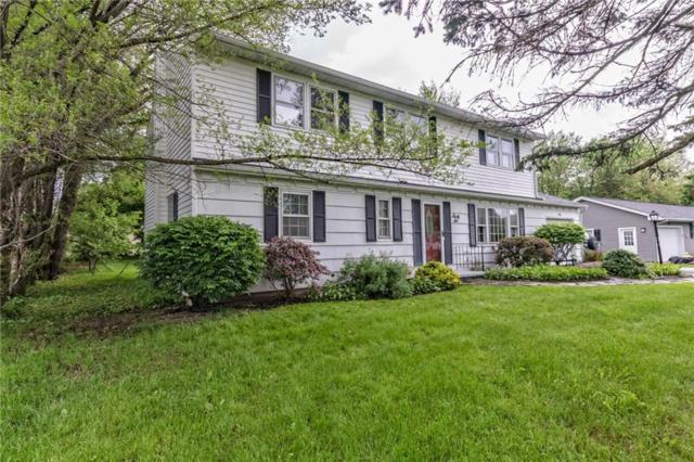 66 Round Hill Road, Henrietta, NY 14467 (MLS #R1198625) :: The CJ Lore Team | RE/MAX Hometown Choice
