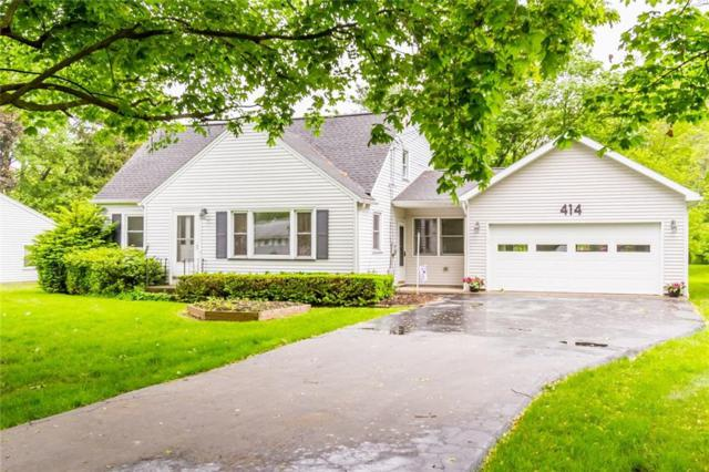 414 Trimmer Road, Parma, NY 14559 (MLS #R1199483) :: Updegraff Group