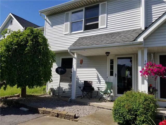 43 Old Meadow Court, Livonia, NY 14487 (MLS #R1200212) :: Robert PiazzaPalotto Sold Team
