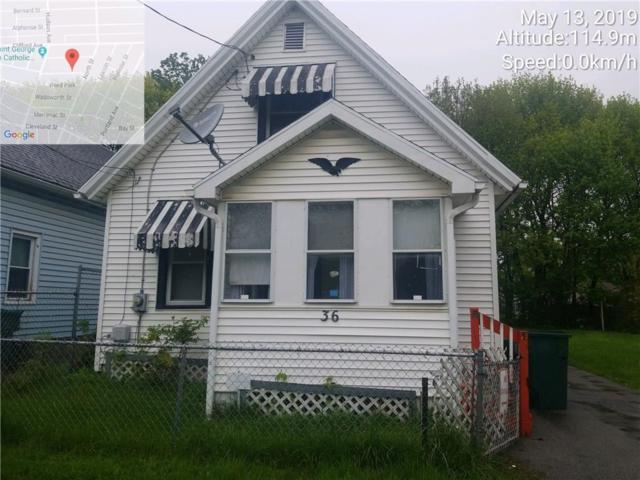 36 Mark Street, Rochester, NY 14605 (MLS #R1200327) :: The Glenn Advantage Team at Howard Hanna Real Estate Services