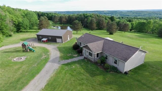 1738 Day Road, Dansville, NY 14572 (MLS #R1200527) :: The Glenn Advantage Team at Howard Hanna Real Estate Services