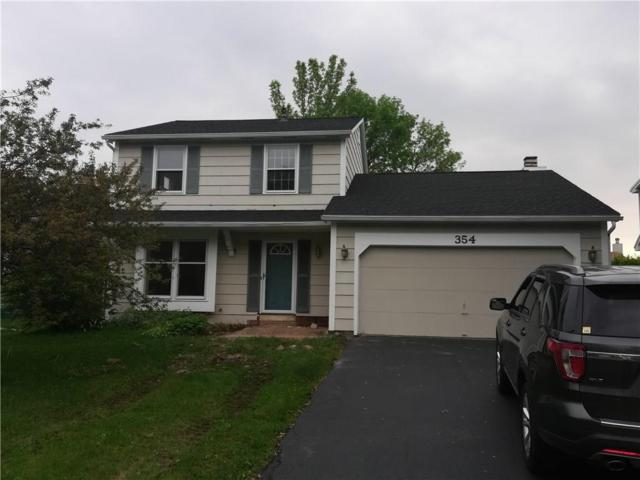 354 Pebbleview Drive, Greece, NY 14612 (MLS #R1200862) :: Robert PiazzaPalotto Sold Team