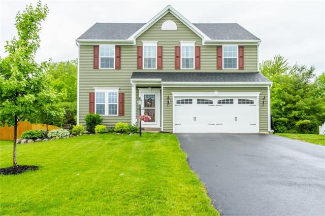 5192 Overlook Lane, Canandaigua-Town, NY 14424 (MLS #R1200864) :: Robert PiazzaPalotto Sold Team