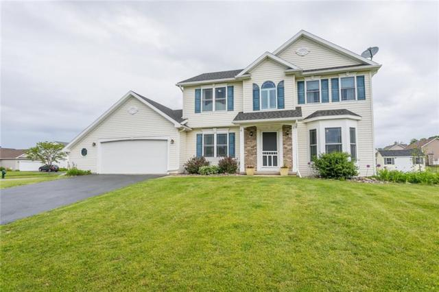 5 Middlesburough Park, Chili, NY 14514 (MLS #R1200867) :: Robert PiazzaPalotto Sold Team
