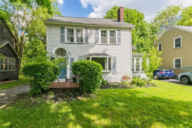 133 Wildmere Road, Irondequoit, NY 14617 (MLS #R1201206) :: Robert PiazzaPalotto Sold Team
