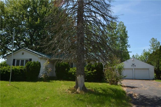 17078 Brockport Holley Road, Murray, NY 14470 (MLS #R1201316) :: The Glenn Advantage Team at Howard Hanna Real Estate Services
