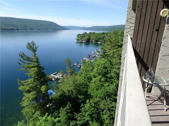 158 Cliffside Drive, South Bristol, NY 14424 (MLS #R1201456) :: The Glenn Advantage Team at Howard Hanna Real Estate Services