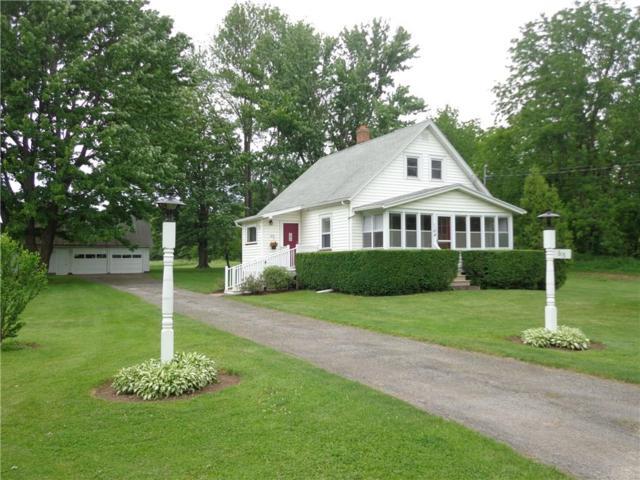 615 Trimmer Road, Ogden, NY 14559 (MLS #R1201721) :: Robert PiazzaPalotto Sold Team