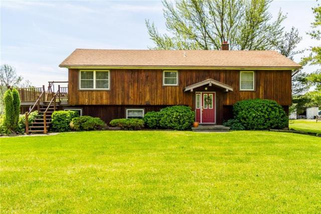809 Colby St, Ogden, NY 14559 (MLS #R1201752) :: Robert PiazzaPalotto Sold Team