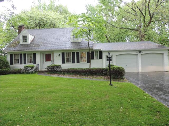56 Lake Lea Road, Irondequoit, NY 14617 (MLS #R1201885) :: Robert PiazzaPalotto Sold Team