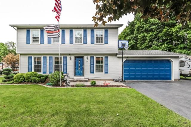107 Pickdale Drive, Greece, NY 14626 (MLS #R1202135) :: The Glenn Advantage Team at Howard Hanna Real Estate Services