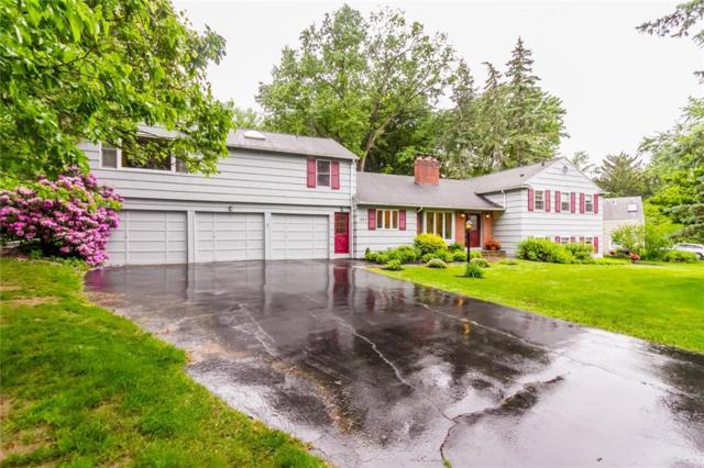 203 Clover Hills Drive, Brighton, NY 14618 (MLS #R1202445) :: Robert PiazzaPalotto Sold Team