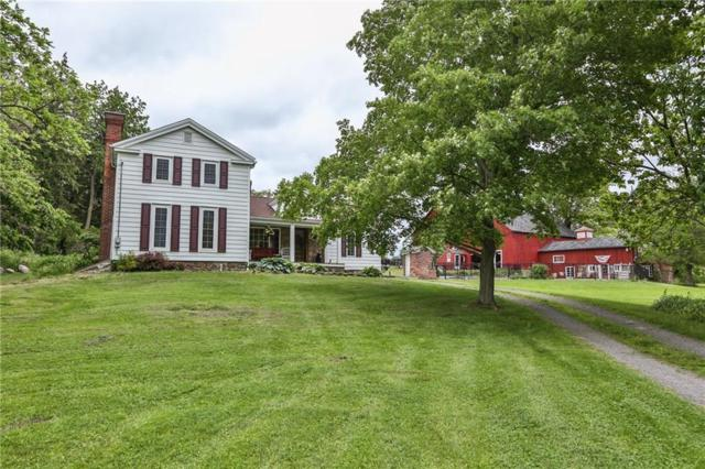 446 Curtis Road, Parma, NY 14468 (MLS #R1202572) :: Updegraff Group