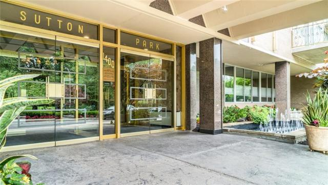1400 East Avenue #314, Rochester, NY 14610 (MLS #R1202627) :: MyTown Realty