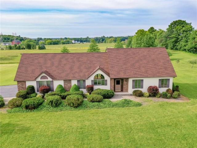 2290 Griffin Road, Riga, NY 14428 (MLS #R1202736) :: Robert PiazzaPalotto Sold Team