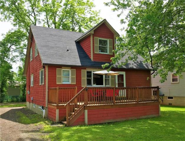 919 Post Road, Hanover, NY 14081 (MLS #R1202880) :: The Rich McCarron Team