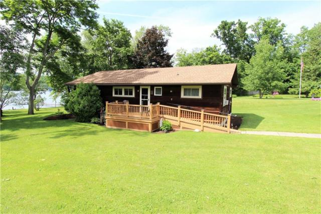 152 East Lake Road-Whitbeck Lane, Milo, NY 14527 (MLS #R1202903) :: Thousand Islands Realty