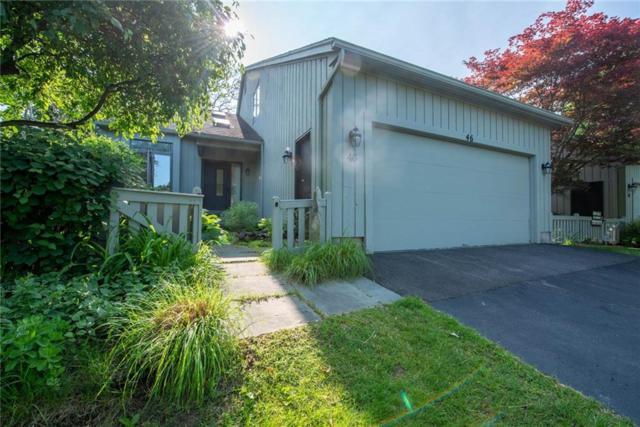 46 Winding Creek Lane, Penfield, NY 14625 (MLS #R1202949) :: Robert PiazzaPalotto Sold Team