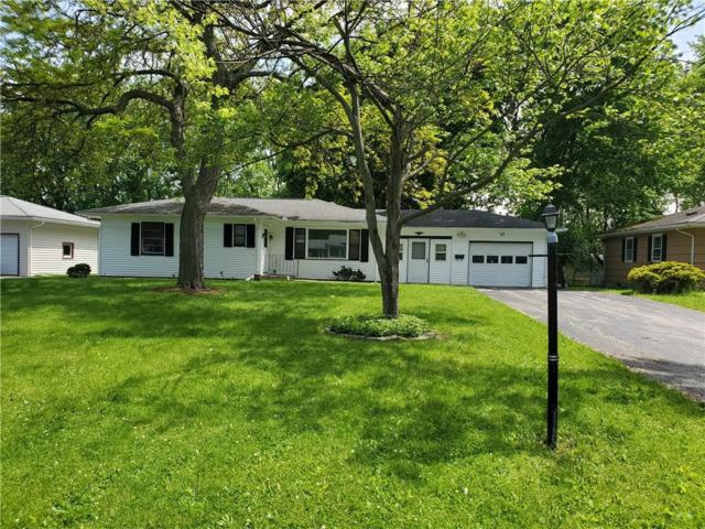 23 Ranch Village Lane, Gates, NY 14624 (MLS #R1203163) :: Robert PiazzaPalotto Sold Team