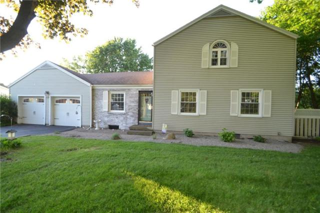 114 Sunset Boulevard, Pittsford, NY 14534 (MLS #R1203363) :: Robert PiazzaPalotto Sold Team
