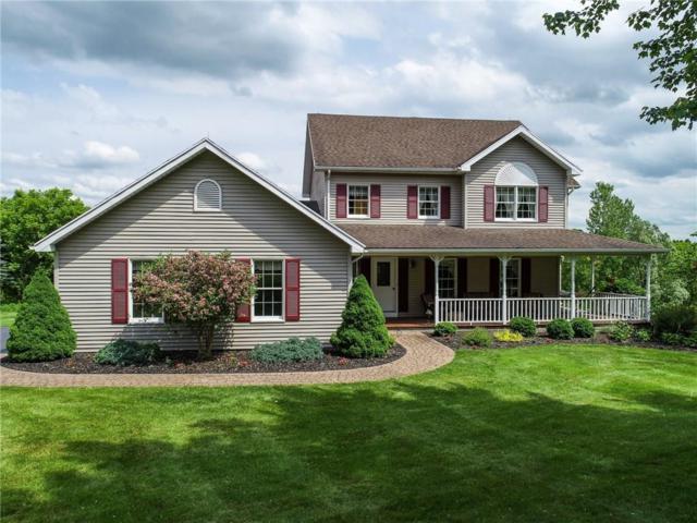 50 Quaker Meeting House Road, Mendon, NY 14472 (MLS #R1203656) :: The Glenn Advantage Team at Howard Hanna Real Estate Services