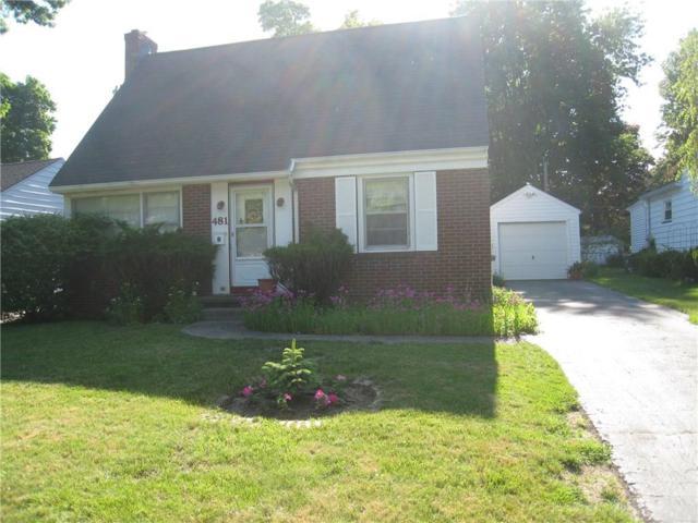 481 List Avenue, Irondequoit, NY 14617 (MLS #R1203836) :: MyTown Realty