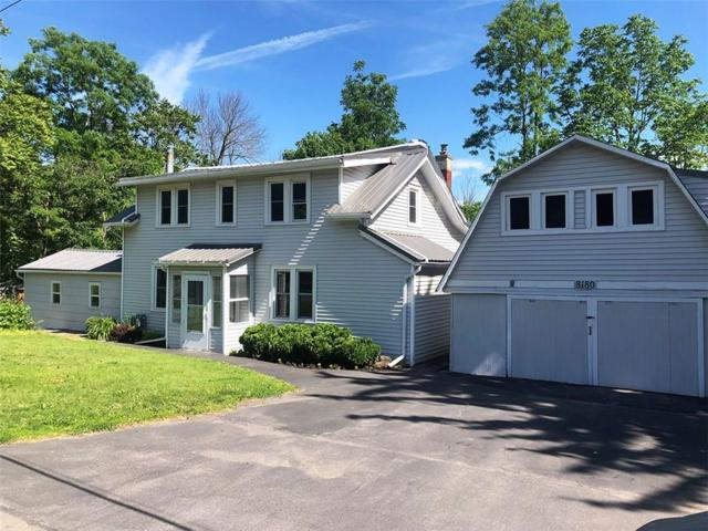 8180 W Ridge Road, Clarkson, NY 14420 (MLS #R1203883) :: Robert PiazzaPalotto Sold Team