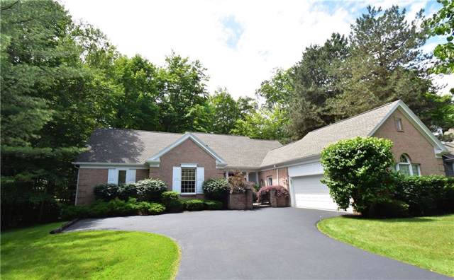 55 Woodbury Place, Pittsford, NY 14618 (MLS #R1204338) :: Robert PiazzaPalotto Sold Team