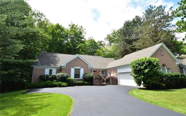 55 Woodbury Place, Pittsford, NY 14618 (MLS #R1204343) :: Robert PiazzaPalotto Sold Team