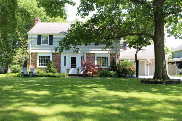 400 Antlers Drive, Brighton, NY 14618 (MLS #R1204399) :: Robert PiazzaPalotto Sold Team