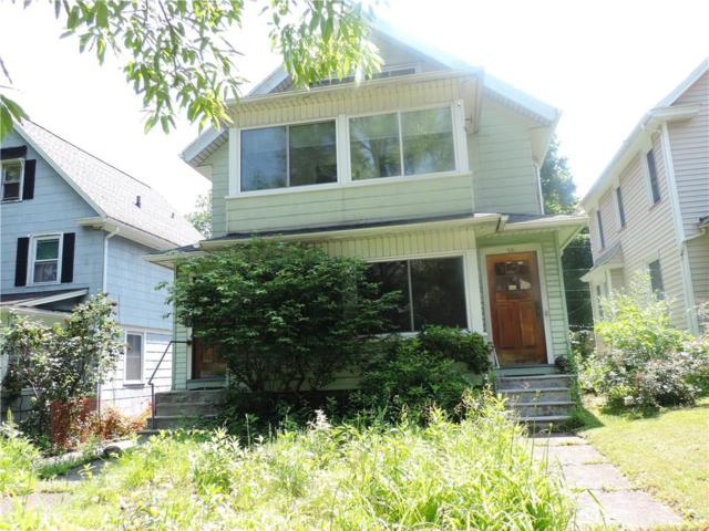 56 Marion Street, Rochester, NY 14610 (MLS #R1204613) :: Robert PiazzaPalotto Sold Team