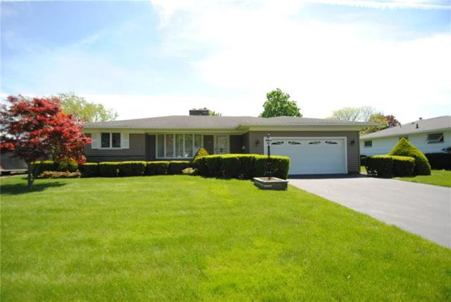 65 Fleetwood Drive, Irondequoit, NY 14609 (MLS #R1204732) :: Robert PiazzaPalotto Sold Team