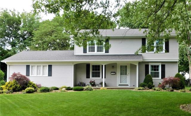 135 Wedgewood Drive, Penfield, NY 14526 (MLS #R1205484) :: MyTown Realty