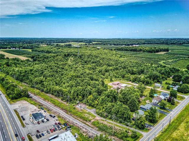 VL #2 6519 Tuckahoe Road, Williamson, NY 14589 (MLS #R1205622) :: Robert PiazzaPalotto Sold Team
