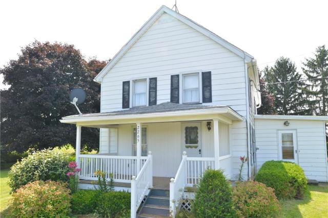 2265 Gorham Road, Seneca, NY 14561 (MLS #R1207474) :: BridgeView Real Estate Services