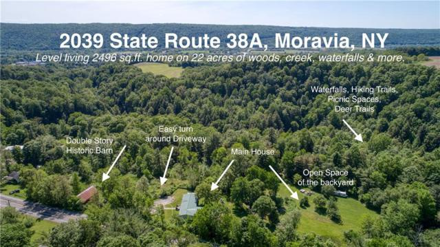 2039 State Route 38A, Moravia, NY 13118 (MLS #R1207855) :: 716 Realty Group