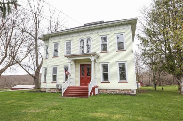 4342 Elm Tree Road, Bristol, NY 14469 (MLS #R1207934) :: 716 Realty Group